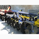 Борона АГД 2.5Н для трактора МТЗ-82, АГД-2.1Н трактор ЮМЗ-6, МТЗ