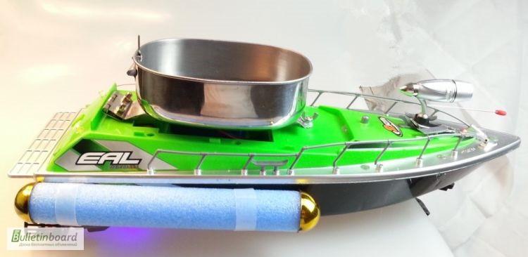 Кораблик для завоза прикормки своими руками