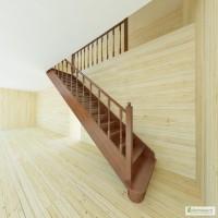 Деревянная лестница в городе Кривой Рог