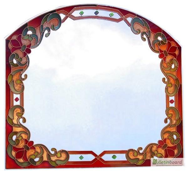 Фото 12. Витражи. Изготовление витражей, изготовление зеркал