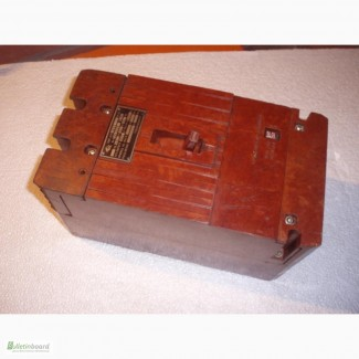 Автоматический выключатель А 3786 П 200а