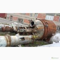 Химический реактор 16м3; 10м3 н/ж