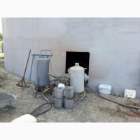 Зачистка стальных вертикальных резервуаров тип РВС 100 - 50 000 кубических метров