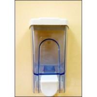 SS109 Дозатор жидкого мыла 500 мл прозрачный