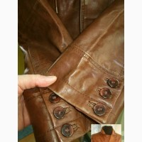 Мужская оригинальная кожаная куртка JAKE#039;S. Лот 66