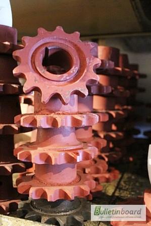 Фото 12. Разбрасыватель органических удобрений РОУ-6, запчасти все в наличии