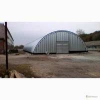 Строительство бескаркасных ангаров, складов и сооружений