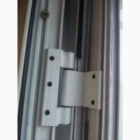 Петли, замки, ручки, доводчики для алюминиевых и металлопластиковых конструкций, ролетов