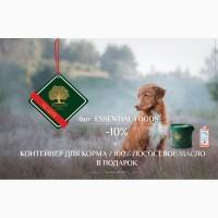 Essential Foods (Denmark) - лучшая еда для собак и котов. Альтернатива Acana, Orijen