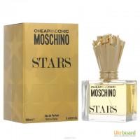 Moschino Stars парфюмированная вода 100 ml. (Москино Старс)