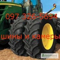 Шина на трактор 600/70R28 и 650/85R38, камеры купить недорого