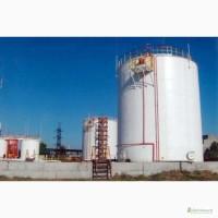 Резервуары для гсм, воды, масел Строительство хранилищ, нефтебаз