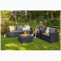Садовая мебель California 3 Seater Set Нидерланды