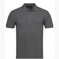 Мужская футболка, поло Премиум, 100% хлопок, под заказ
