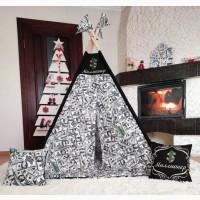 Детская палатка, вигмам шатер милионер
