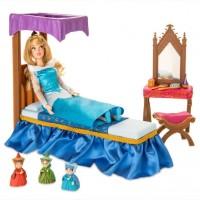 Набор кукла Аврора Спальня Disney