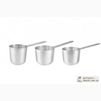 Алюминиевые кофеварки- турки разных размеров