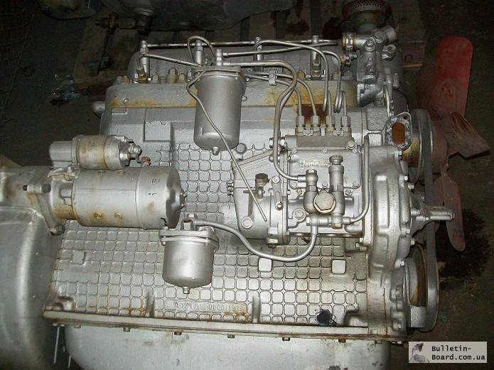 Ремонт двигателя юмз 6 своими руками