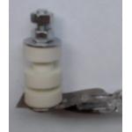 Лампа КГТ, кварцевая, галогенная, инфракрасная для сушки шелкографии и пэт термоизлучатель