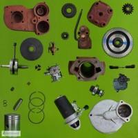 Продам запчасти пусковых двигателей ПД-8, ПД-10, П-350