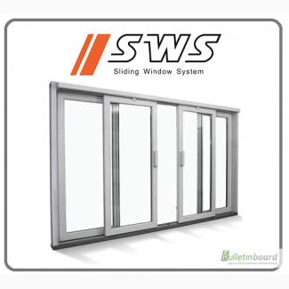 Металлопластиковая раздвижная система SWS