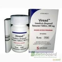 Продам Виреад 300мг 30 таблетки (Viread) Пр-ль Gilead, Германия
