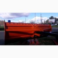 Отвал бульдозерный / снеговой для трактора МТЗ-80 / 82, МТЗ-892