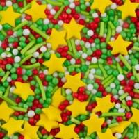 Сахарная посыпка для кондитерский изделий Микс 7 оптом и в розницу