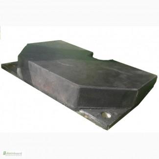 Резиновые накладки на лапы трактора/экскаватора CAT, CATERPILLAR