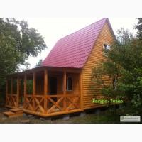 Дачные домики, по зимним ценам, на заказ