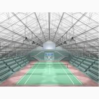 Строительство спортивных клубов «под ключ» в Киеве