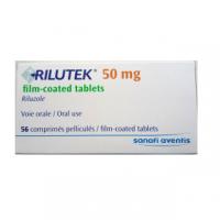 Продам Рилутек 50 мг #56