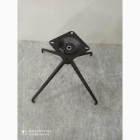 Крестовина для кресла металлическая хромированная