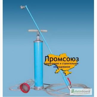 Ручной краскопульт малярный КРДП-4, СО-20, УЛИГ для побелки мелом и известью