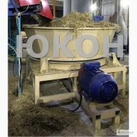Измельчитель соломы. Стационарная соломорезка - 1, 5 т/час