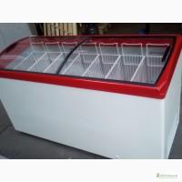 Ларь морозильный б/у Juka M600S с корзинами под мороженое