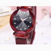 Часы женские Starry Sky Watch c магнитным ремешком