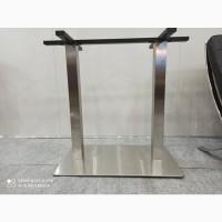 Ножка стола опора для стола основание каркас стола подстолье из нержавеющей стали