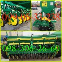 Сеялка зерновая ХАРВЕСТ 360-02 ( СЗ-3, 6-06 механическая) с прикаткой есть Харвест СЗ-3, 6