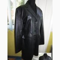 Стильная женская кожаная куртка STUDIO. Лот 144