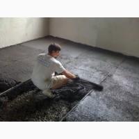 Стяжка полістирол бетоном