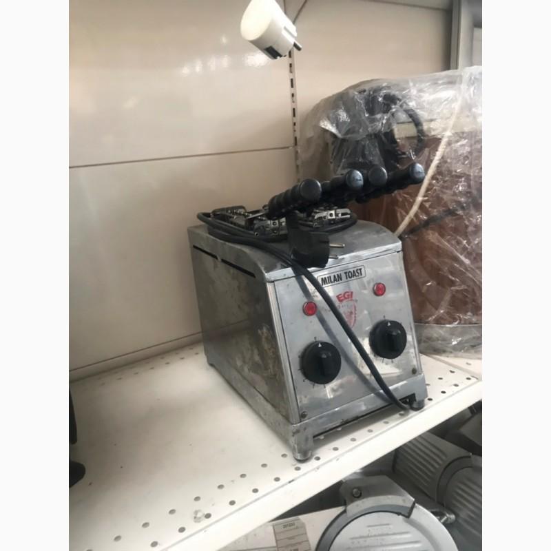 Фото 2. Продам бу профессиональный тостер с зажимами Milantoast