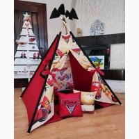 Детский вигвам палатка шалаш шатер игровой домик халабуда