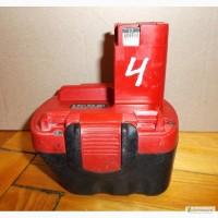 4 Аккумулятор Bosch 12V 2, 0Ah (2 607 335 261)