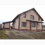 Канадский каркасный дом из сип панелей, Харьков. Преимущества