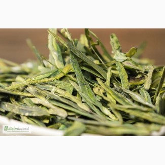 Лунцзин осенний сбор китайский чай