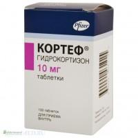 Продам Кортеф таблетки 10Мг 100 шт, ПАТЕОН ИНК. Канада
