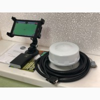 GPS навигатор, агронавигатор (курсоуказатель) для трактора ASNA