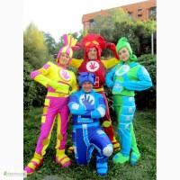 Лучшие детские праздники в Днепре(Днепропетровске) Квесты