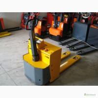 Самоходная электрическая тележка Jungheinrich Mic з вагою 1500кг